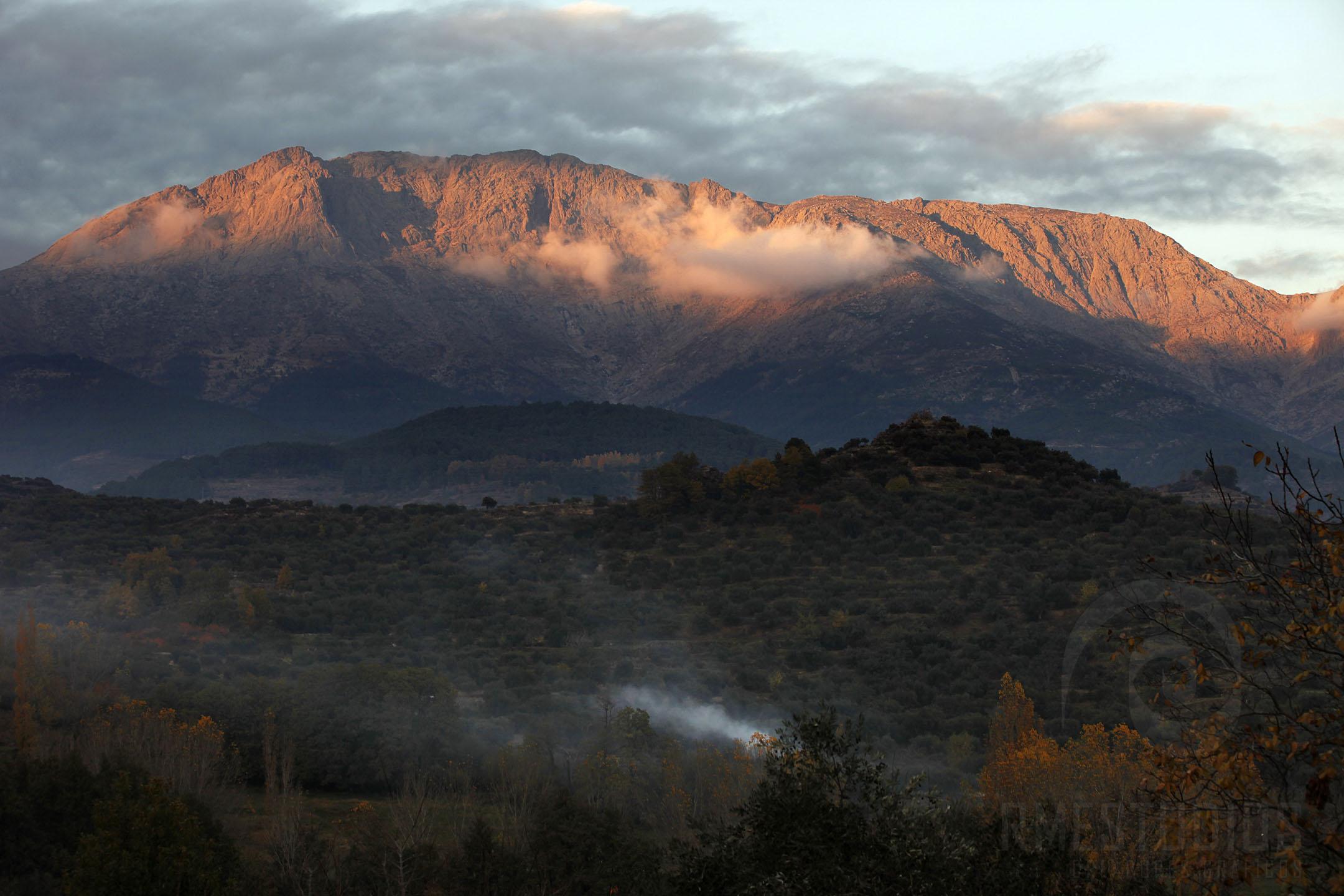 Sierra de Gredos - El Torozo desde Mombeltran
