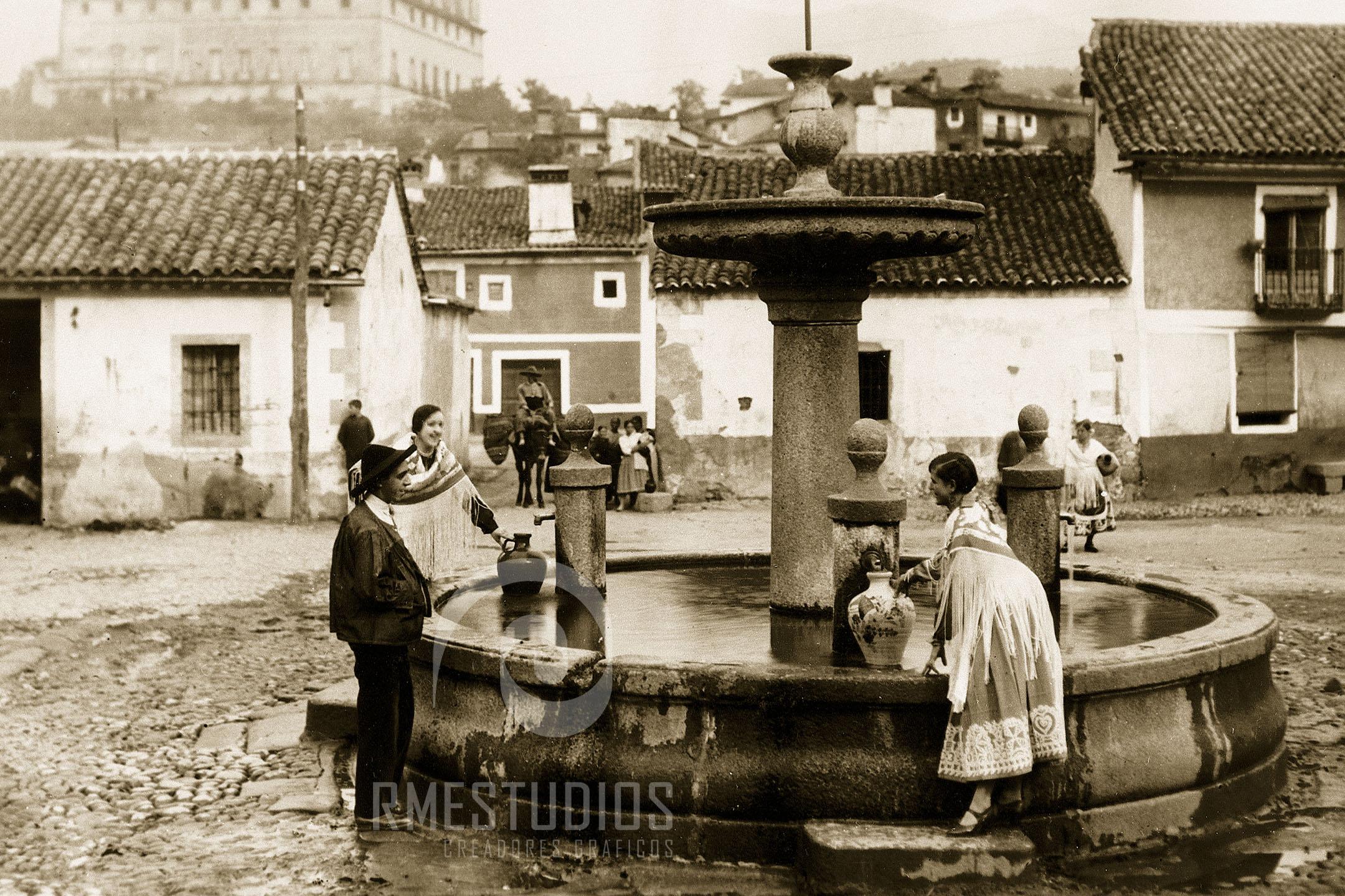 Digitalización Archivo fotográfico de 1929 - Diputacion de Ávila