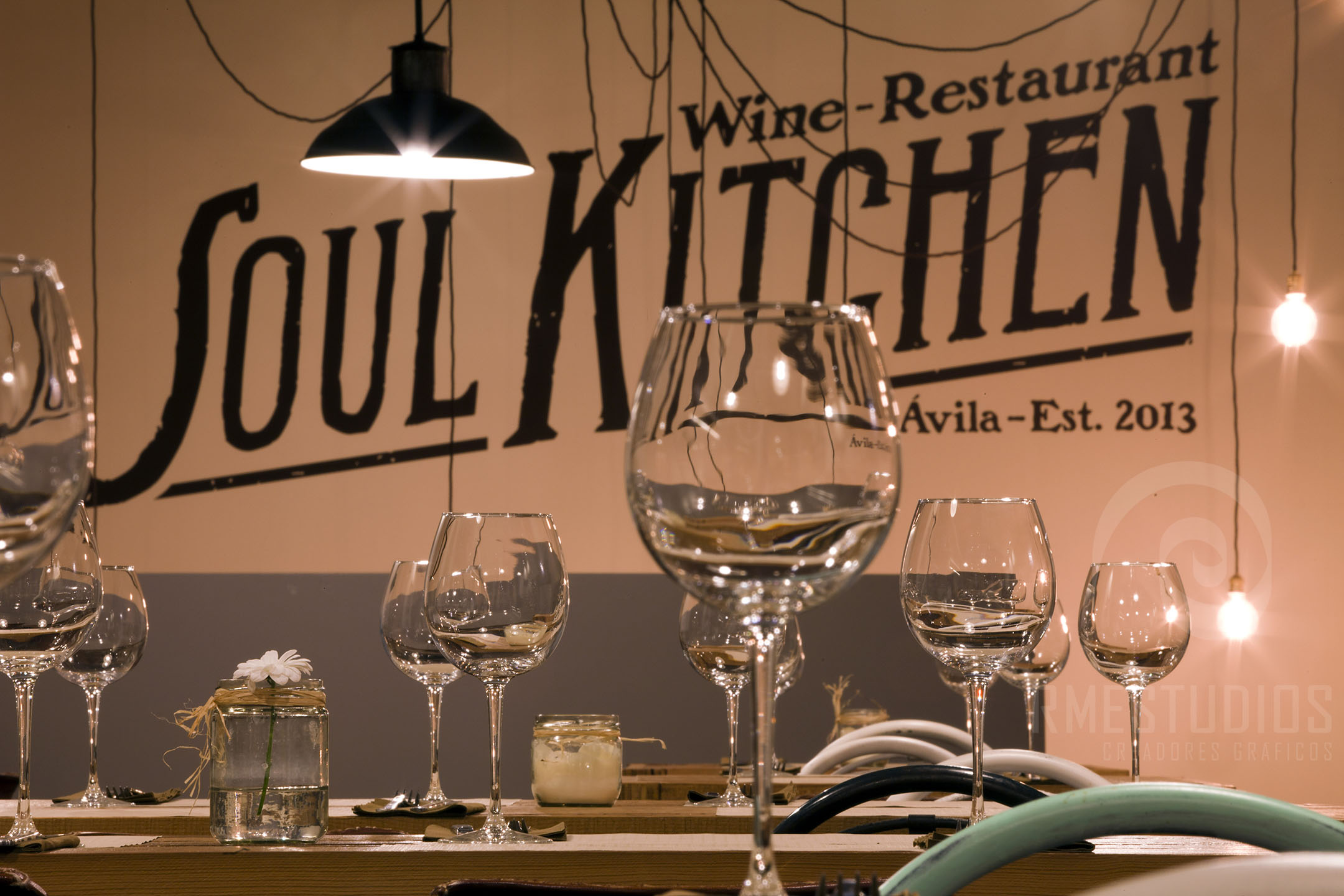 Restaurante en Avila Soul Kitchen